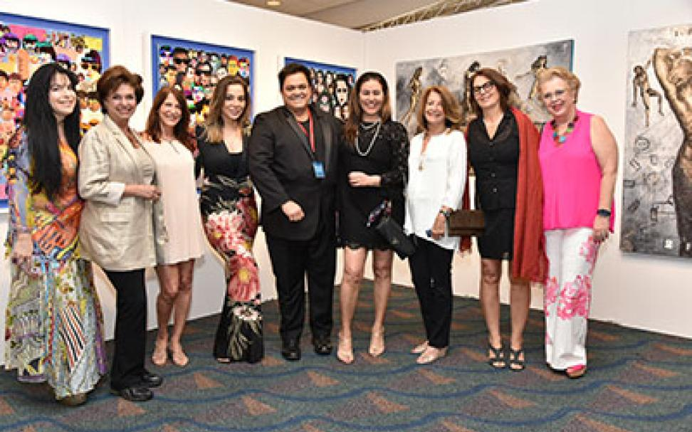 "Miami River Art Fair abre a ""Art Basel Week"