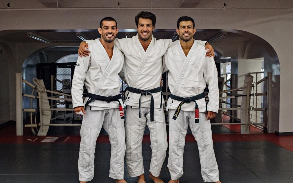 Gregor Gracie Jiu-Jitsu abre as portas no Brooklyn