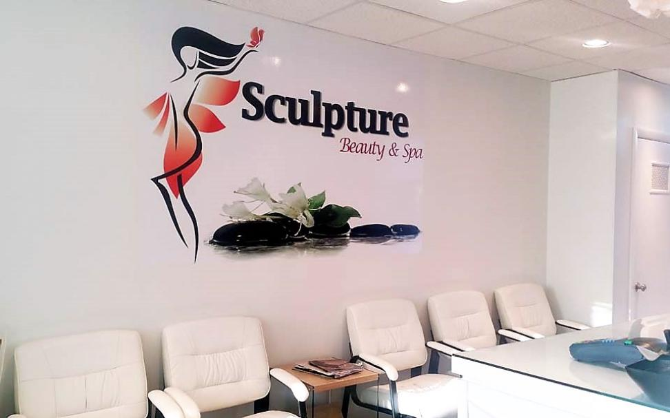 Grande inauguração do Sculpture Beauty Spa