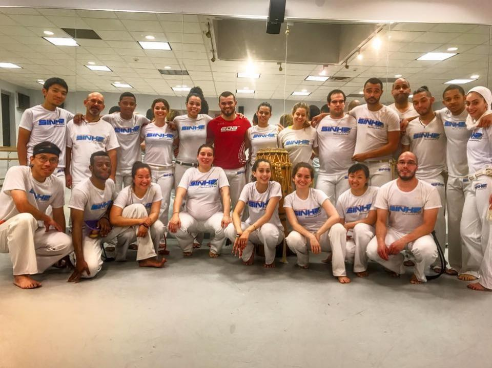 Capoeira é destaque no museu mais famoso de Boston