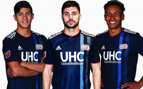New England enfrenta Red Bull New York